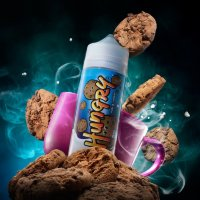 HUNGRY Milk&Cookie 120ml