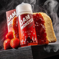 Jam Monster Strawberry 100ml