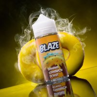 BLAZE Banana Cinnamon Donut 100ml