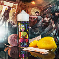 Zombie party Bubble Gum 120ml