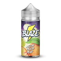 BLAZE Melon Peach Pear 100ml