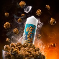HUNGRY Caramel Popcorn 120ml